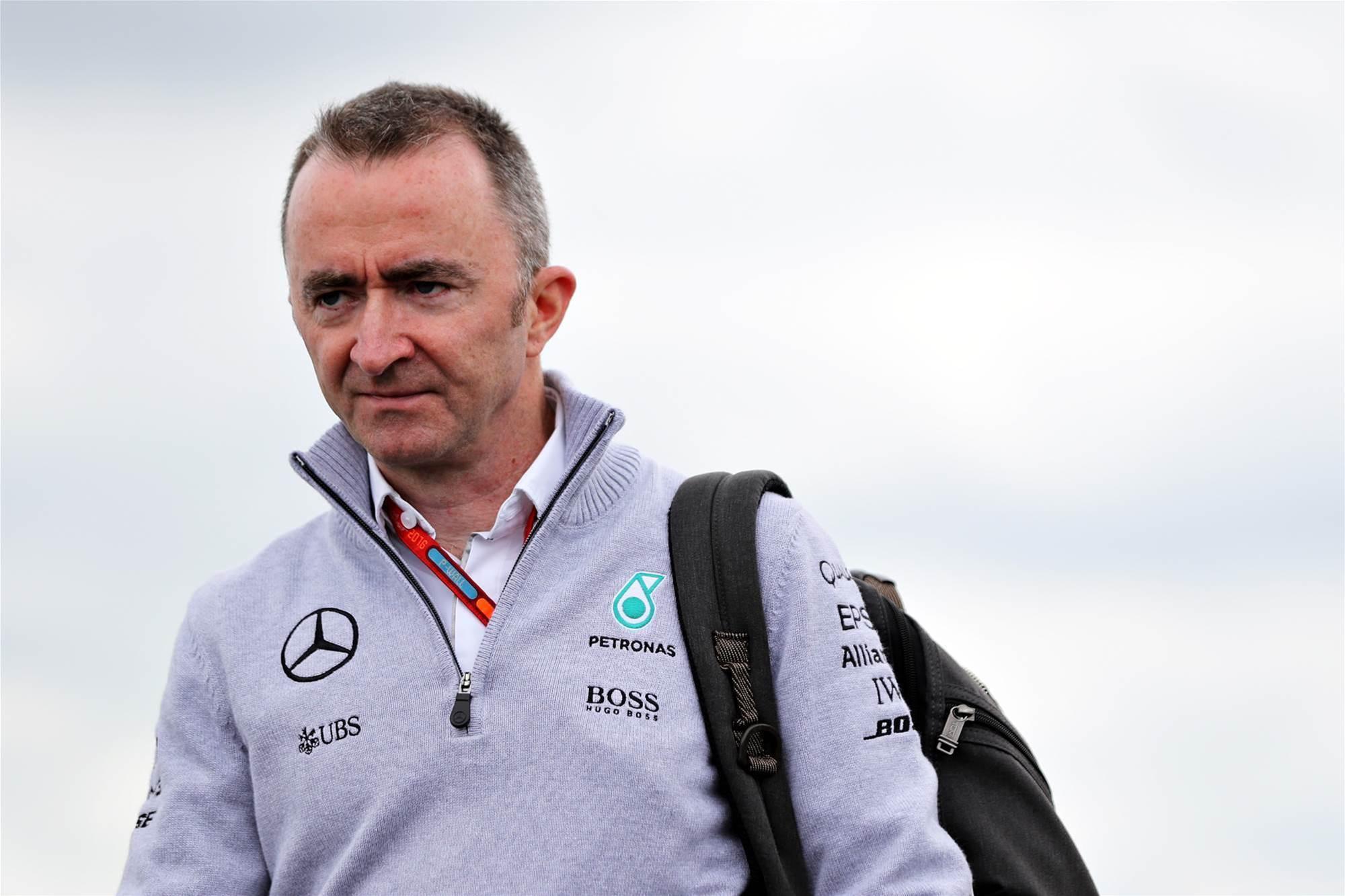 Merc F1 tech chief steps down