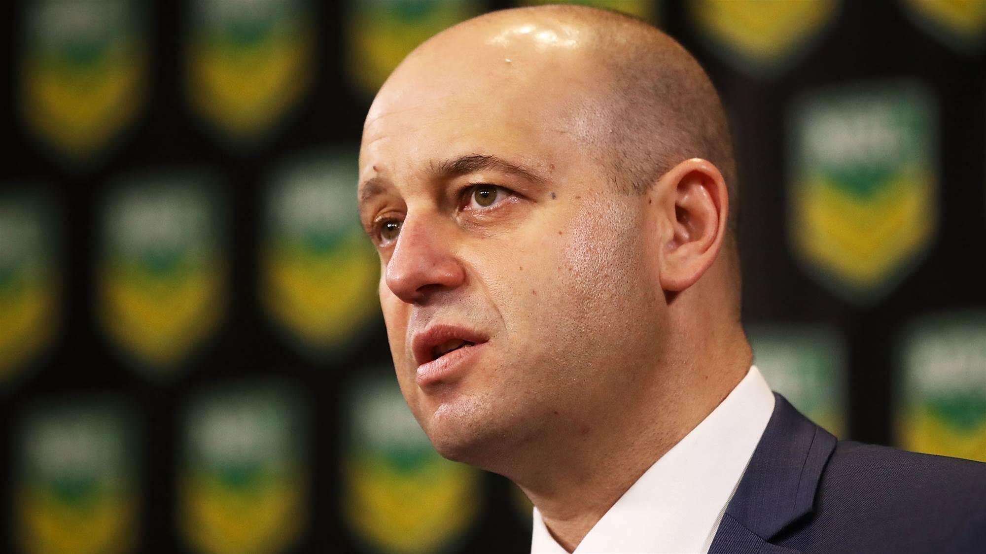 NRL boss lays down law to wayward star