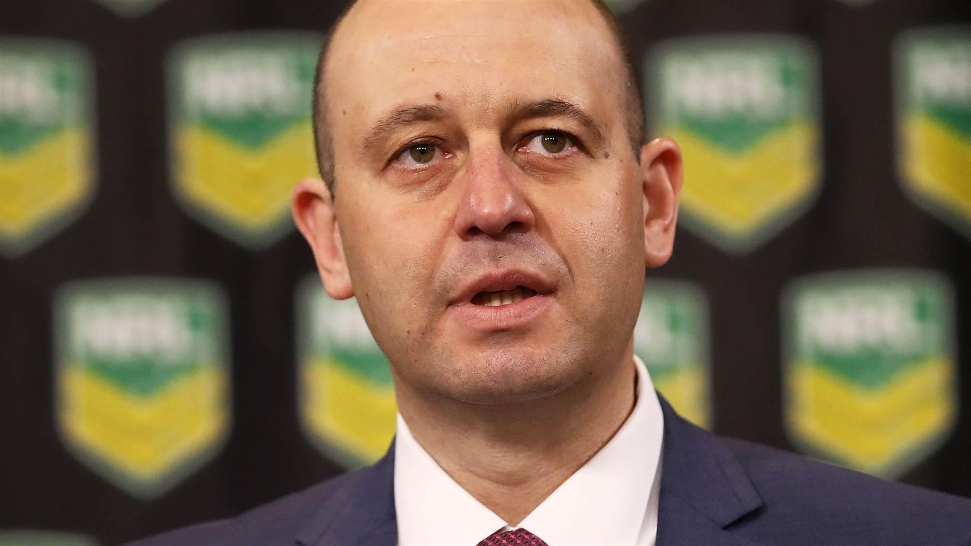NRL reveal 2018 salary cap