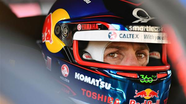 Whincup wants improvement
