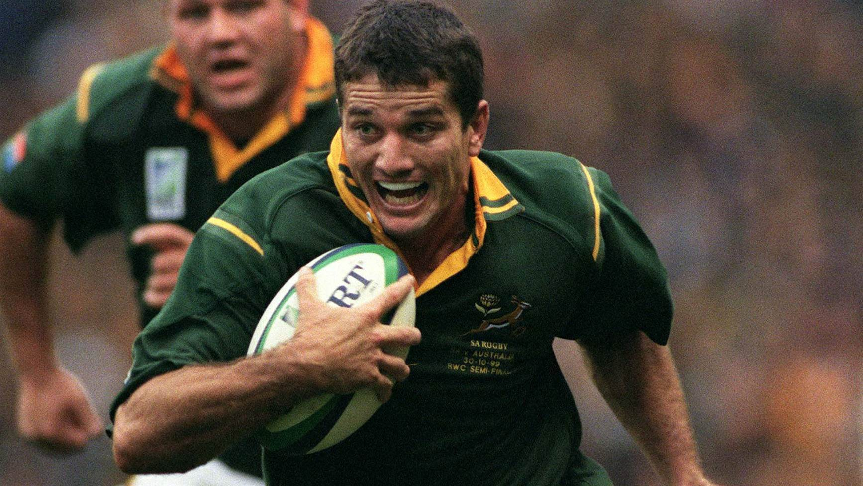 Former Springbok fighting for life
