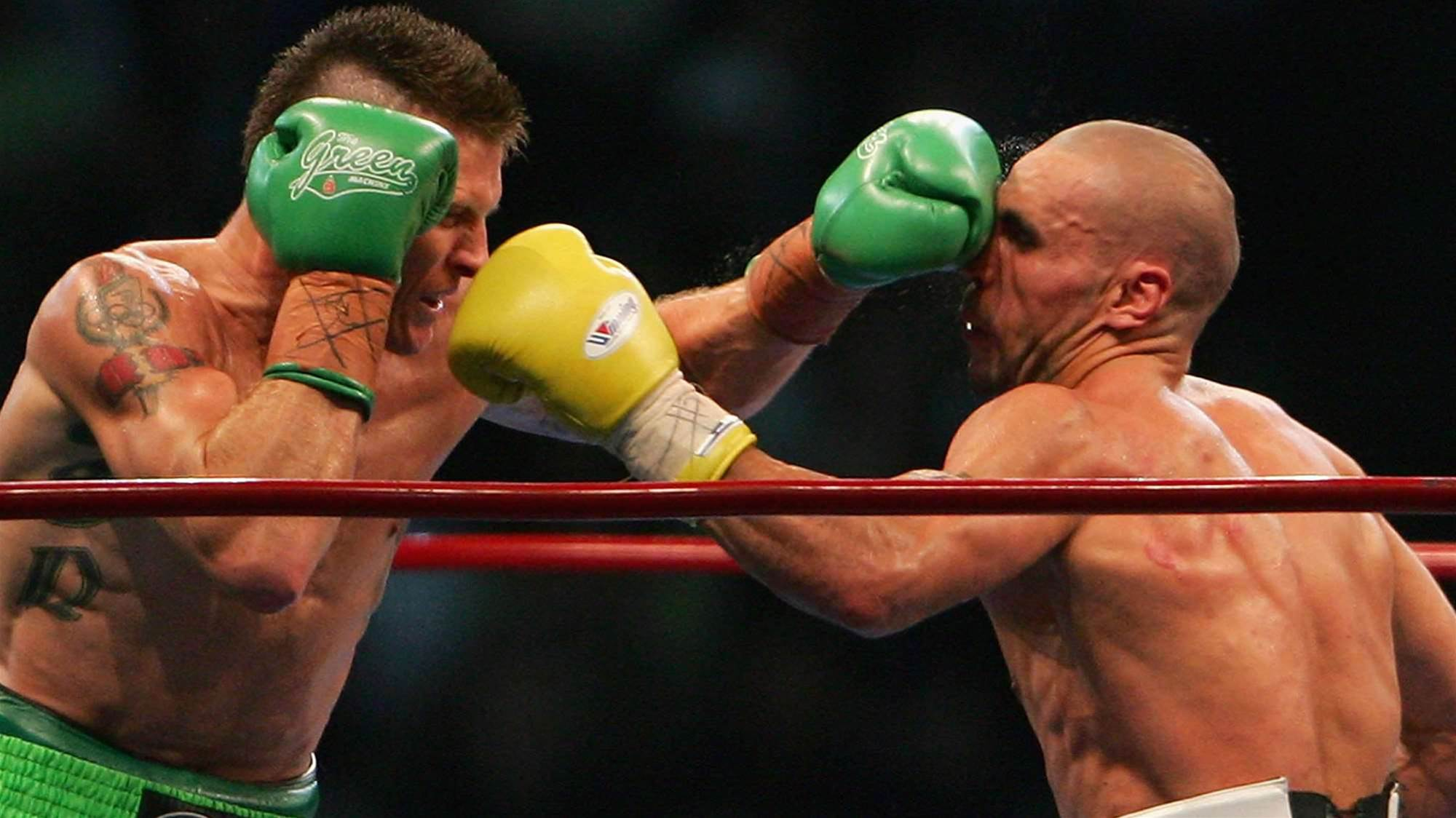 Fenech to Mundine: Don't fight