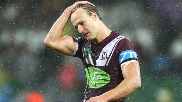 DCE's candid admission to stunning form slide
