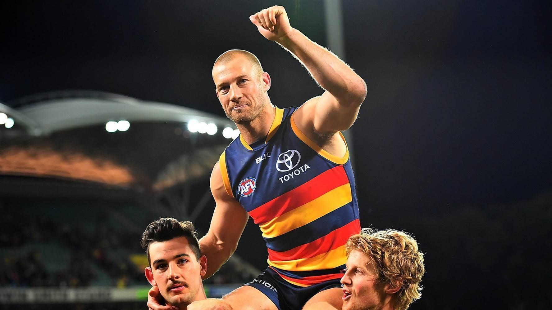 Adelaide's Scott Thompson retires from AFL