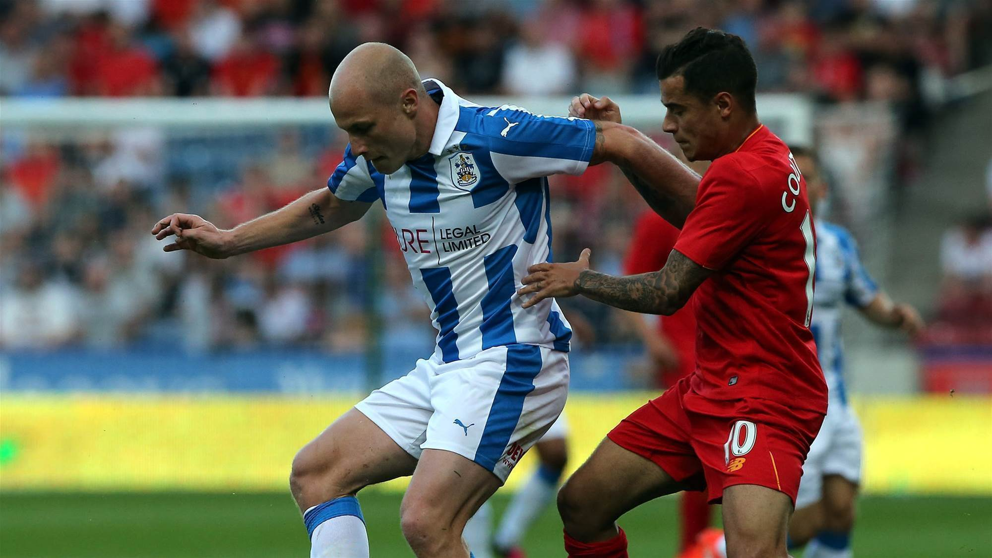 Which Premier League team is the best fit for Aaron Mooy?
