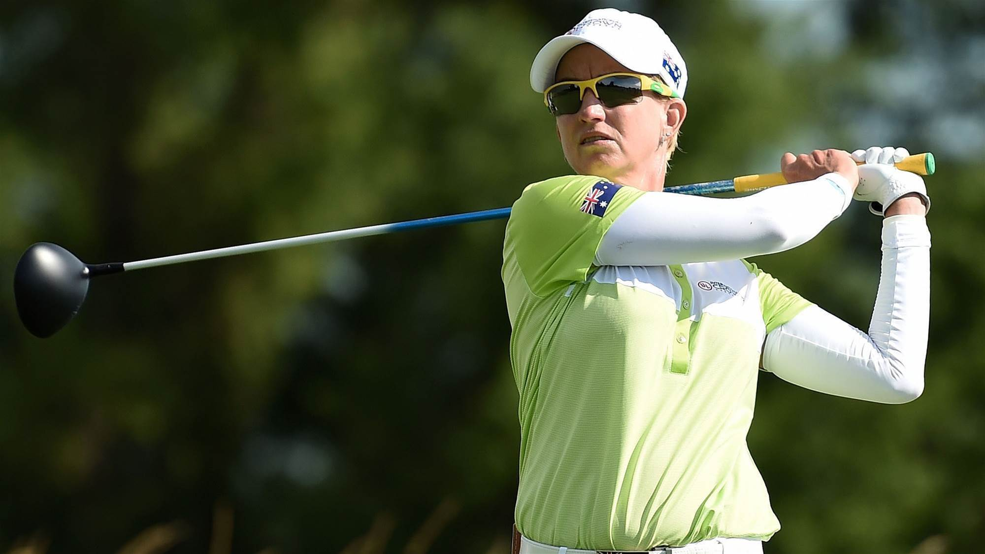 Karrie Webb returns to Royal Adelaide