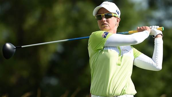 Karrie Webb returns to Royal Adelaide