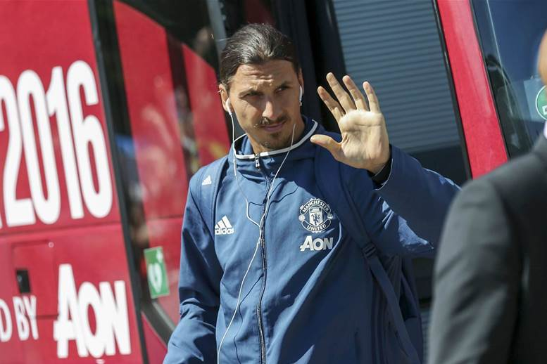Listen: Ibra reveals workout playlist