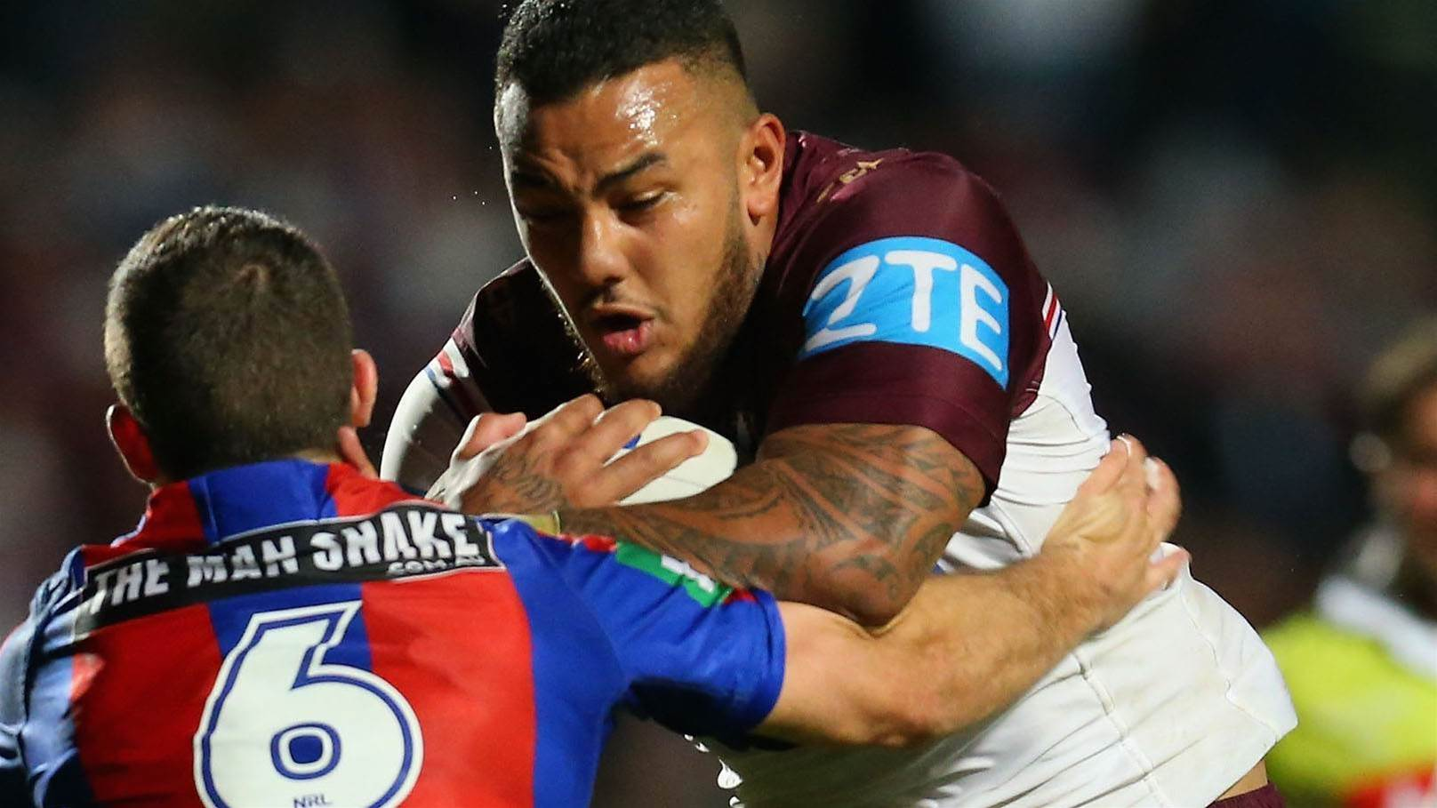Manly add depth to forwards with key signing