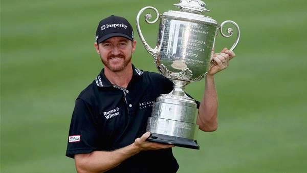Walker edges Day in PGA Championship