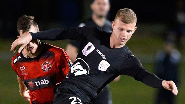 Injury blow for Reds' Elsey