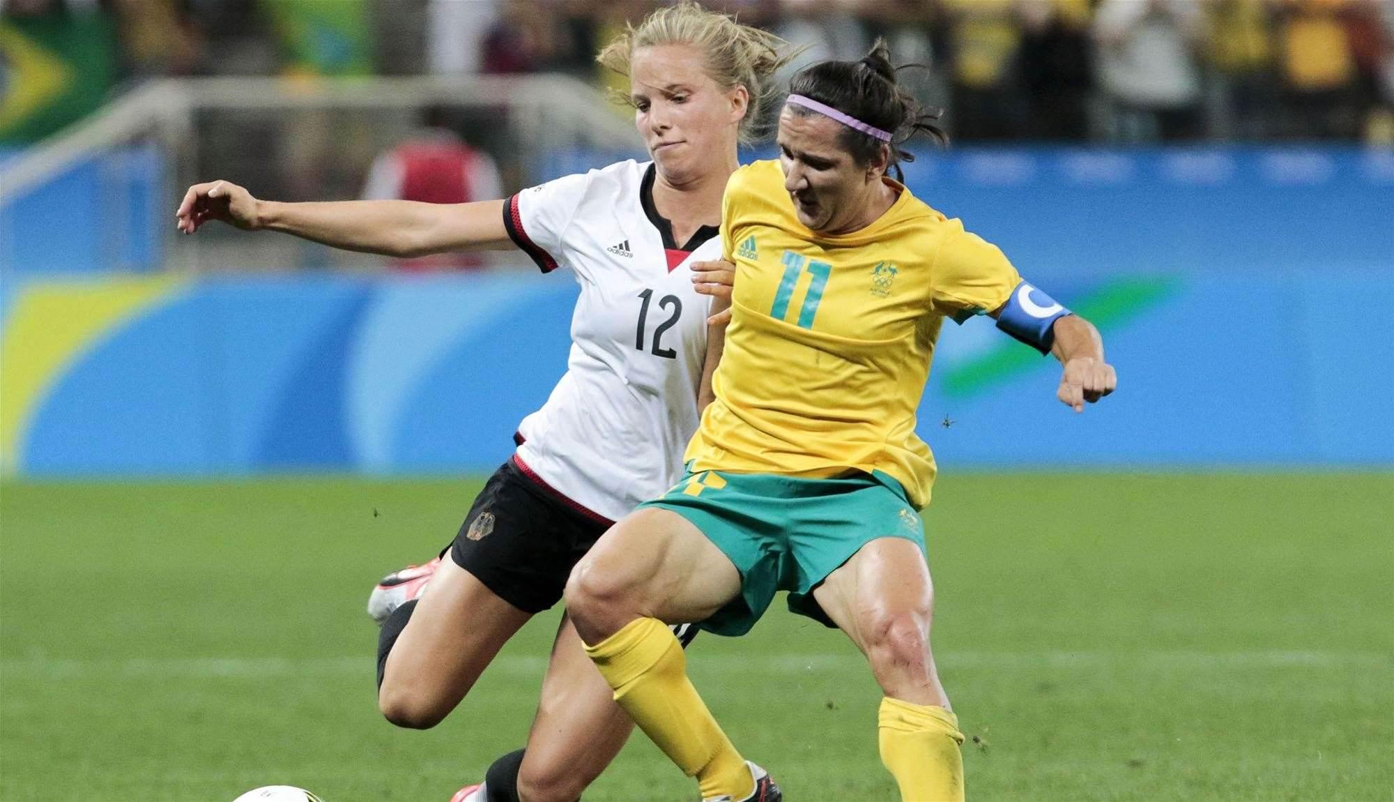 Matildas denied by late equaliser