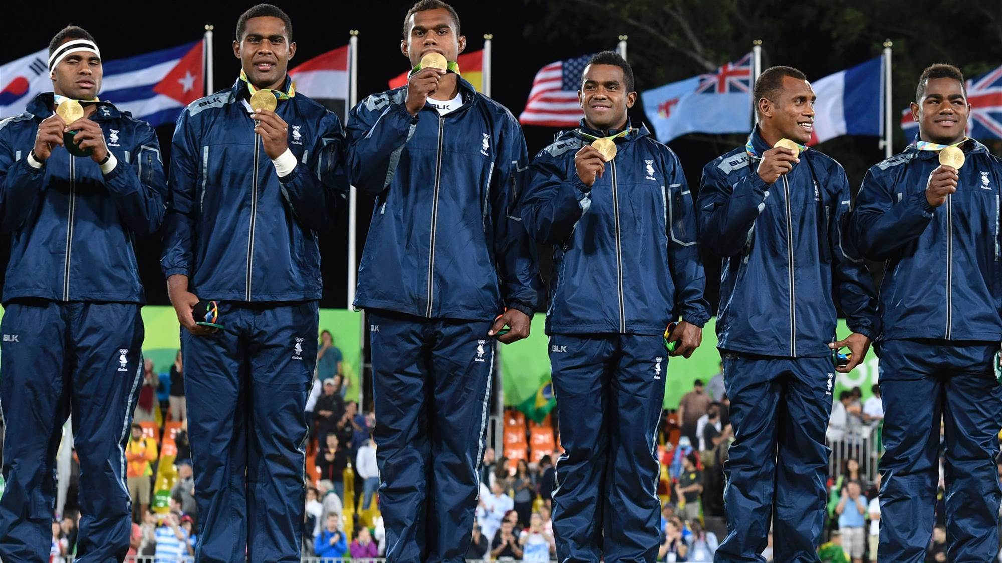 Fiji introduce $7 note in honour of sevens gold medal