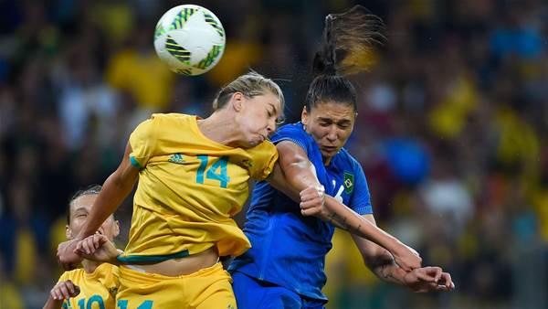 FFA praise 'courageous' Matildas