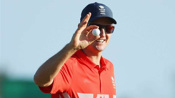 Rose leads but Fraser has shot at Olympic gold