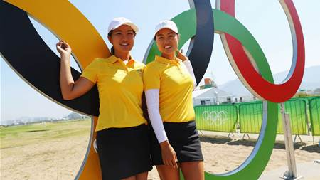 Aussie duo poised for final Olympic charge
