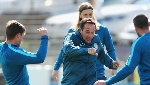 Van 't Schip keen to test City's level