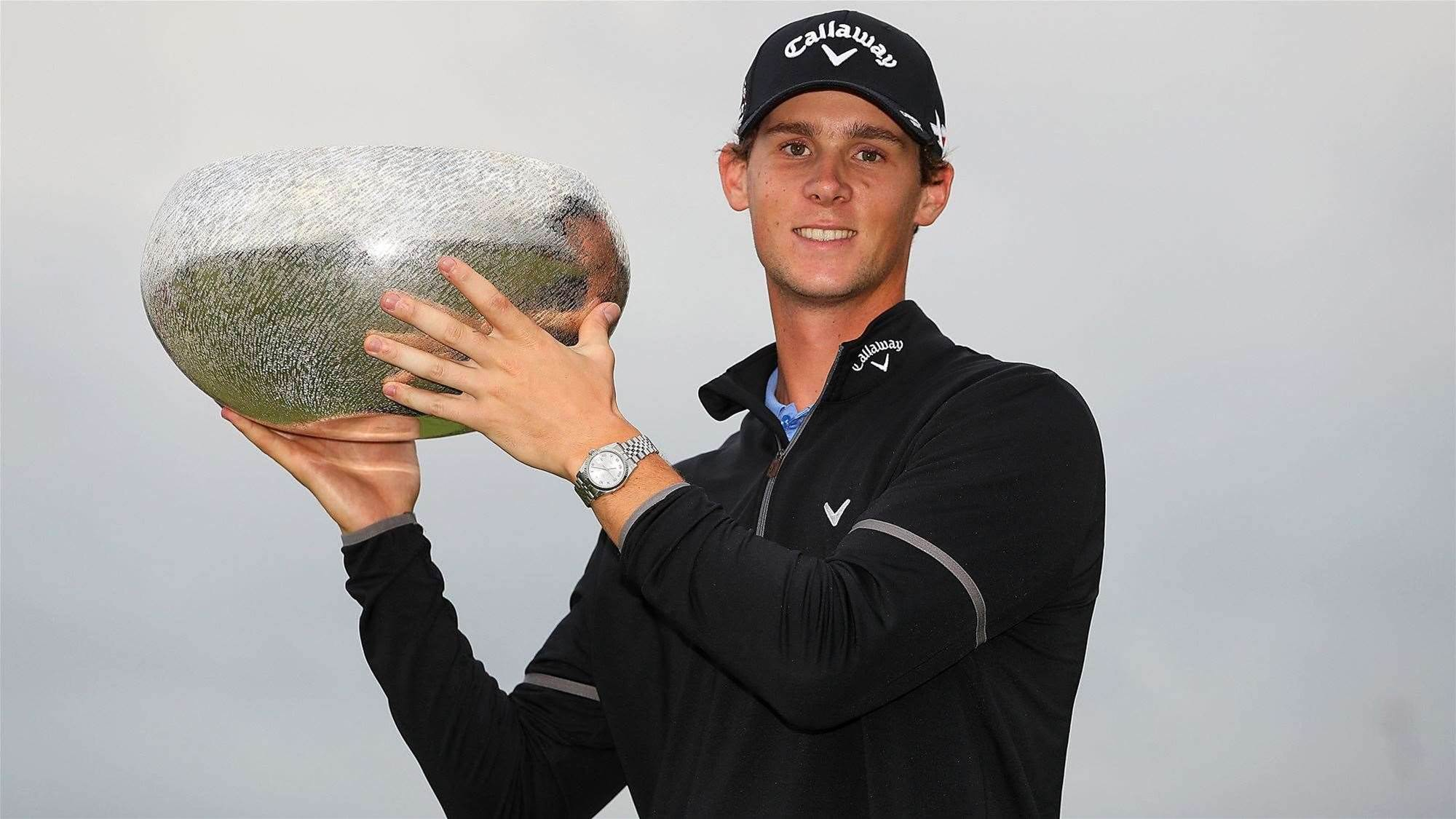 EURO TOUR: Pieters' win puts him in Ryder Cup frame
