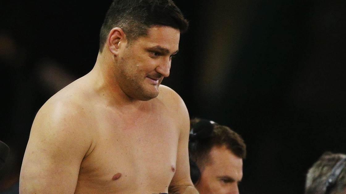 Fevola pumped for AFL comeback