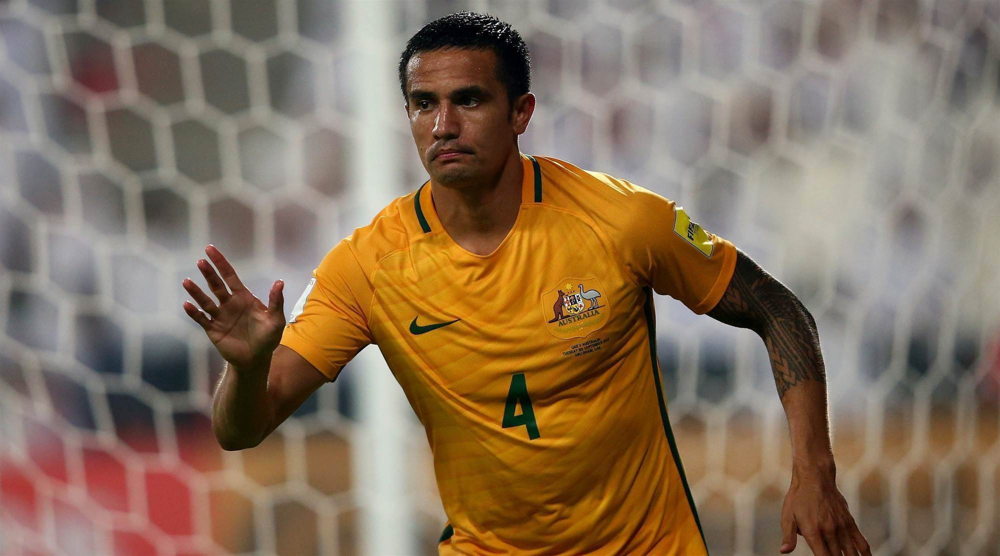 Ange: Why I'll cut Cahill from Socceroos