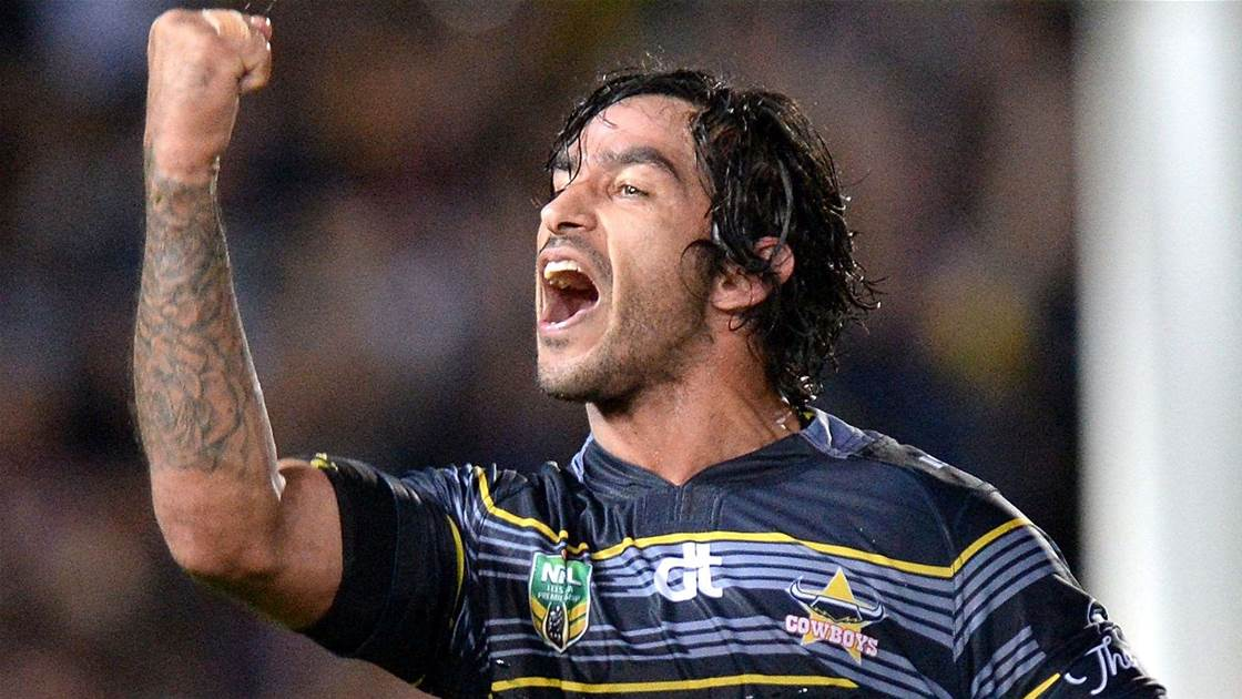 Thurston heads Nines: Is retirement on cards?