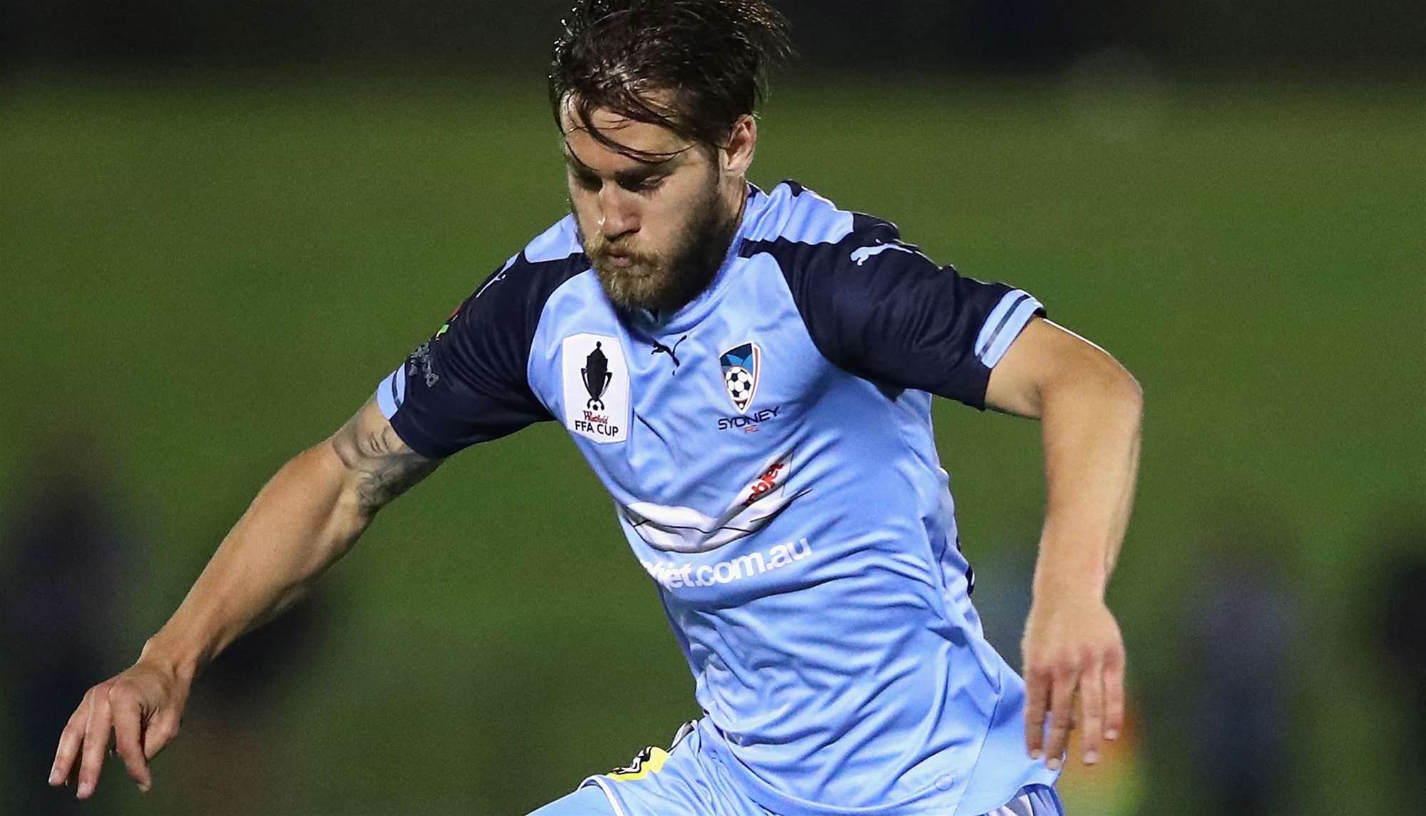 Sydney 'not fussed' by City cup threat