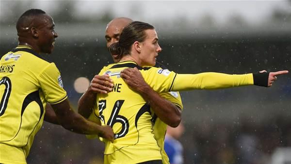 'Bargain' Irvine scores again