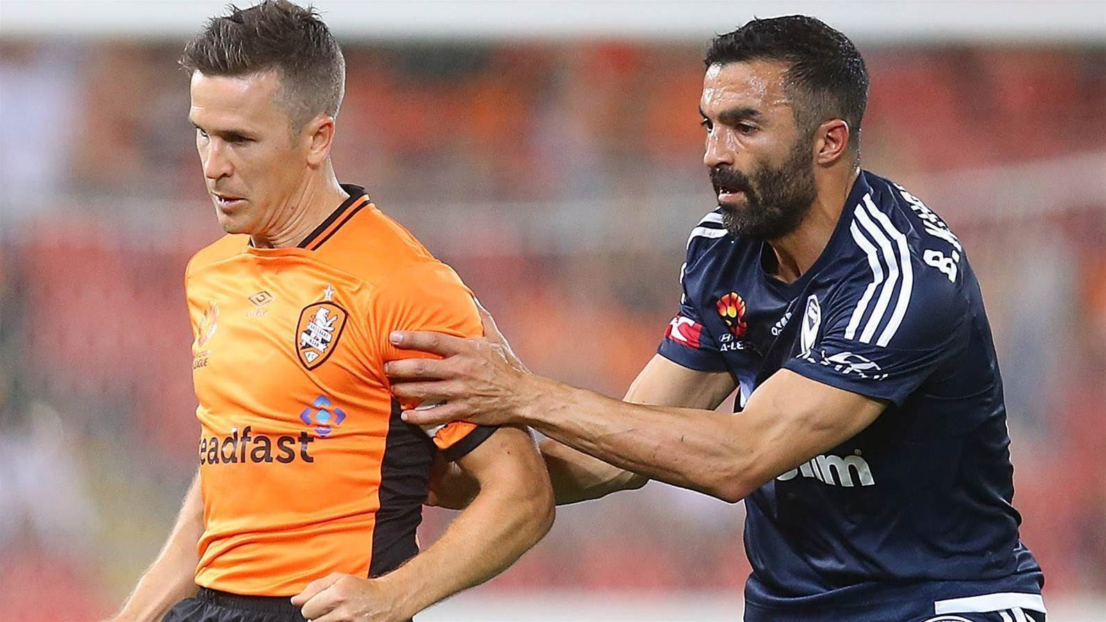 The top 12 skippers in A-League history