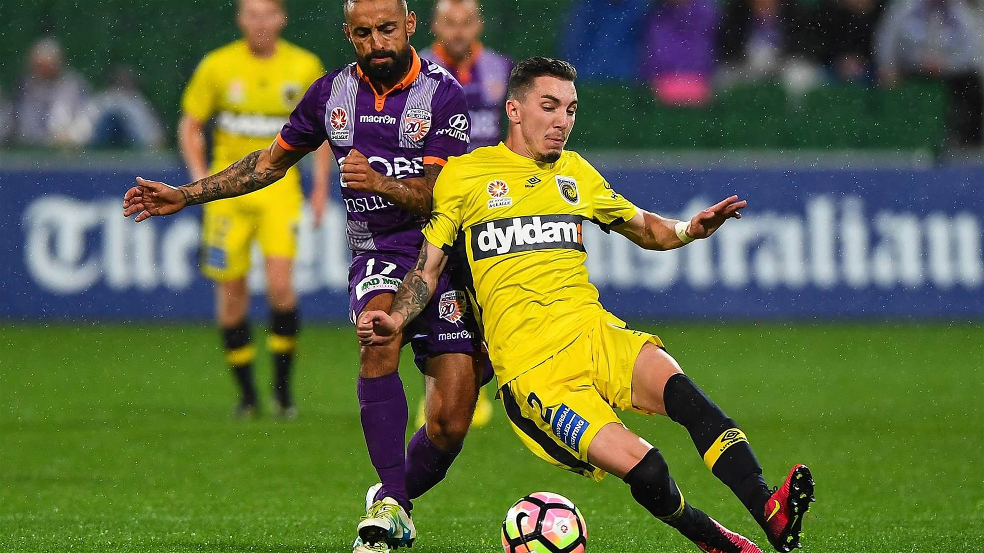 Roux: Honoured to captain Mariners