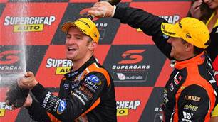 Whincup appeal settled