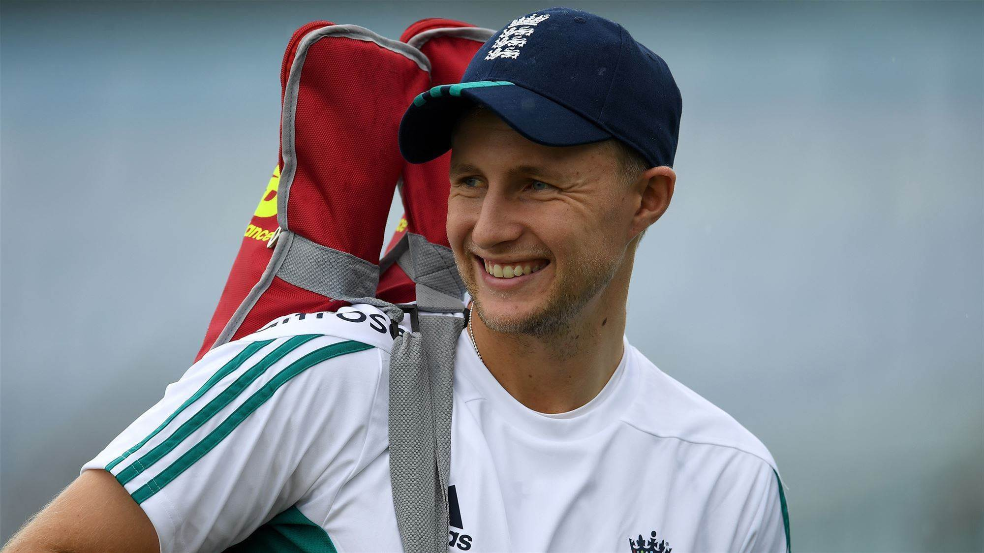 Joe Root - the new chum in charge