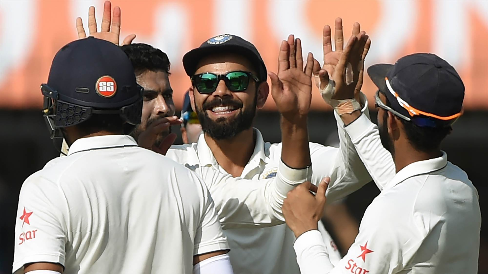 India claim Third Day