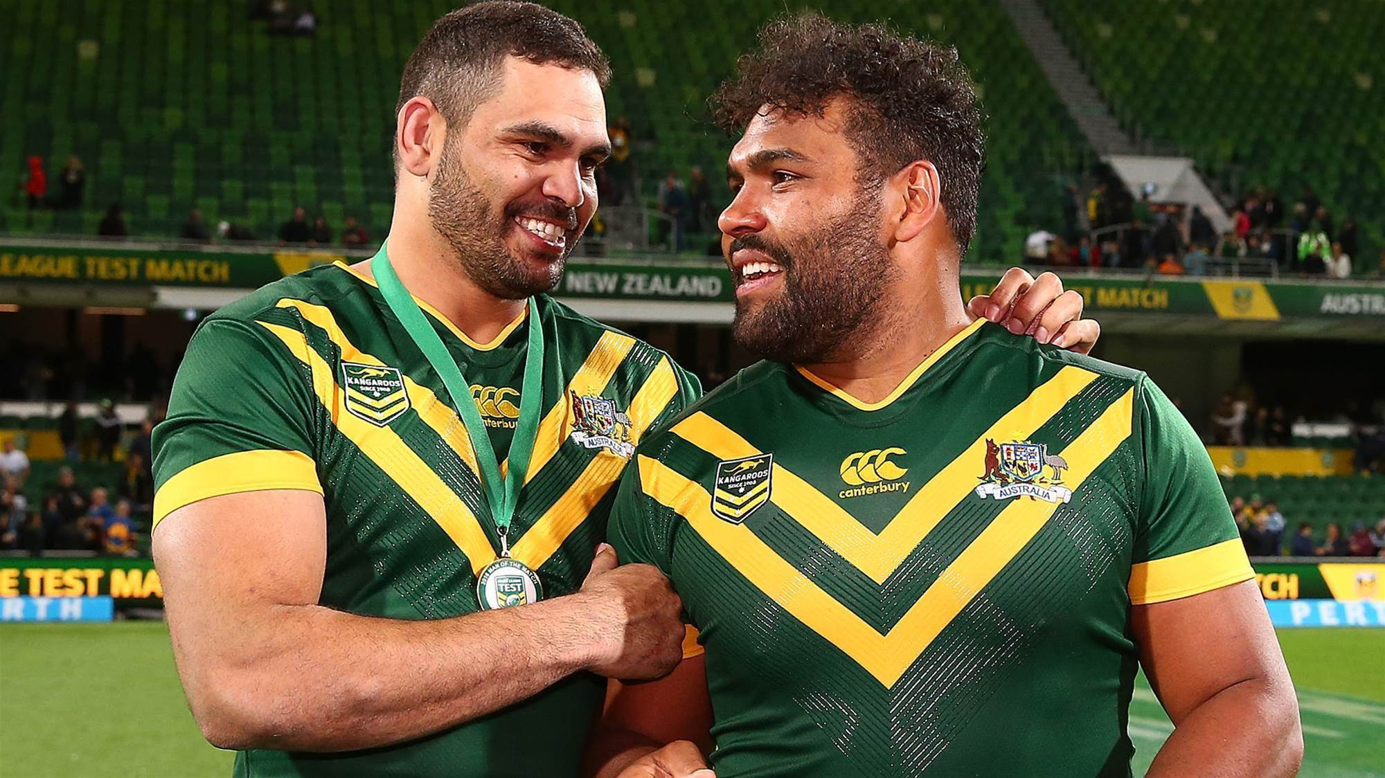 Inglis wants Indigenous dance for Test matches