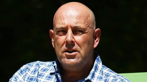 """Lehmann likens Aussie dressing-room to """"Con Air"""""""