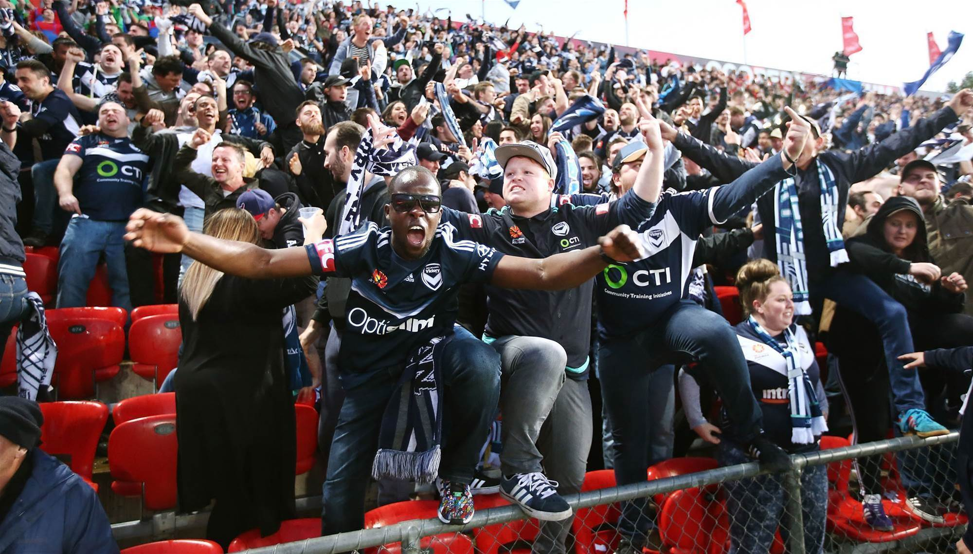 FFA: TV deal a springboard to number one