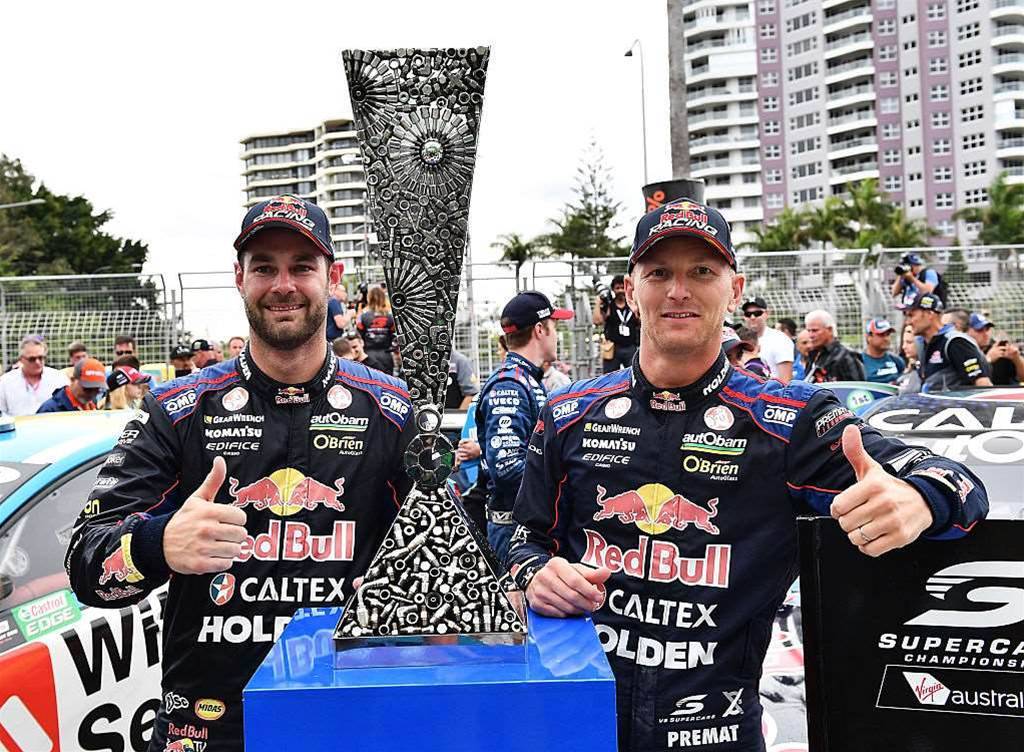 International duo claims Supercars enduro cup