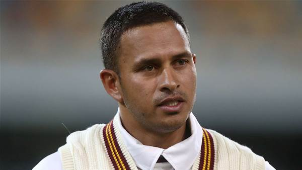Marsh shoots down Khawaja