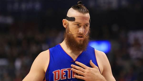Aussie Baynes stars in Pistons victory