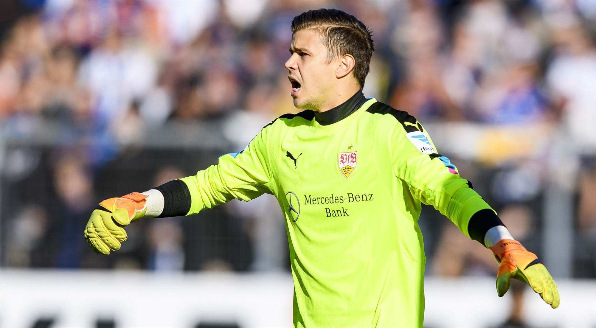 Langerak's Stuttgart promoted
