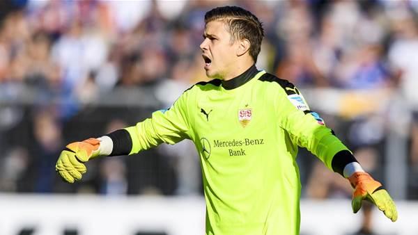 Langerak's Stuttgart promoted