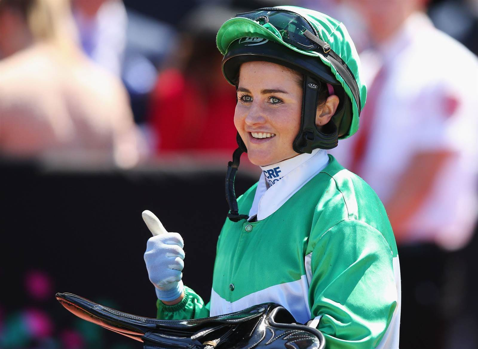 Michelle Payne banned for a month