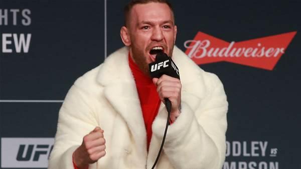 """McGregor loses it """"I'm gonna fu-k you up"""""""