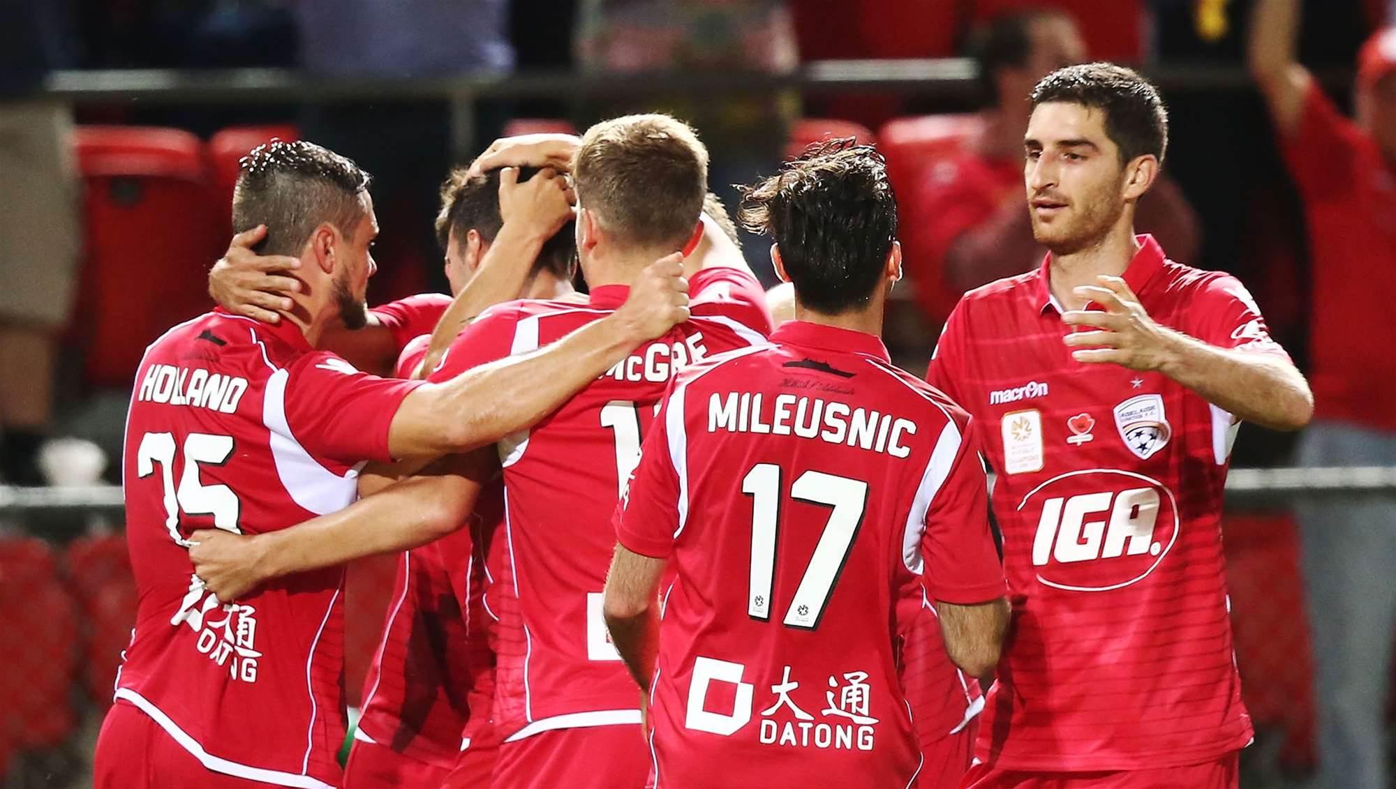 McGowan: Reds took a step forward