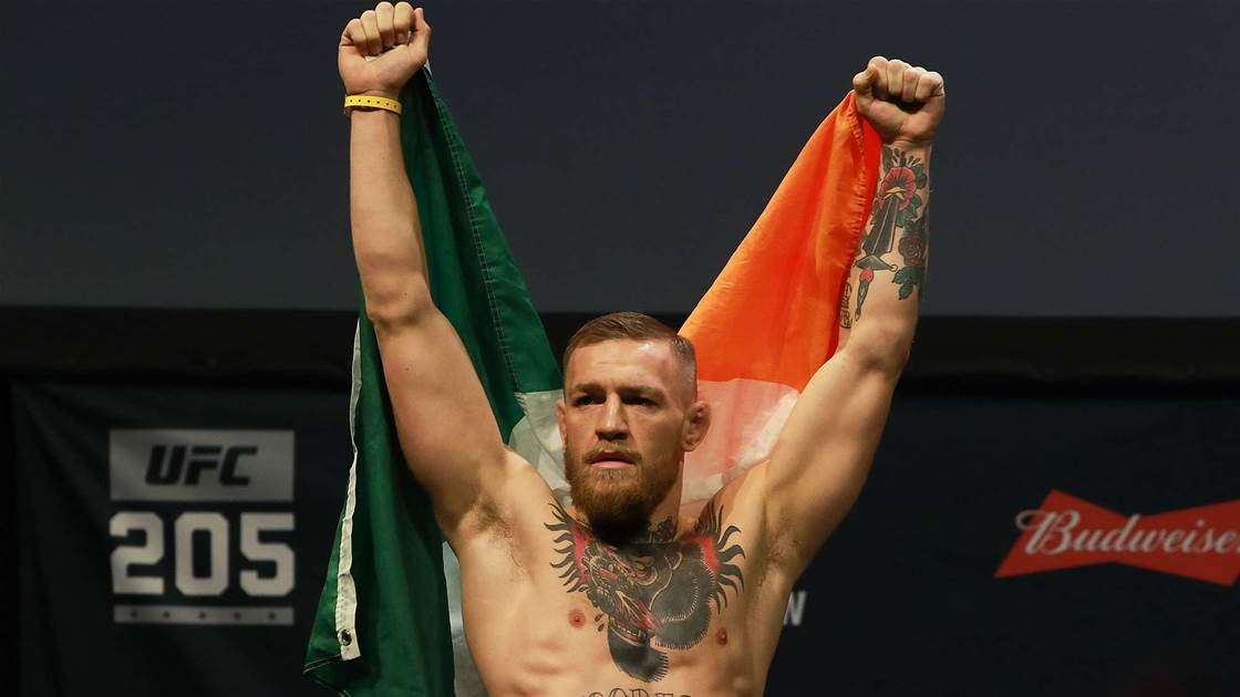 Wonderboy says McGregor would be a rag doll