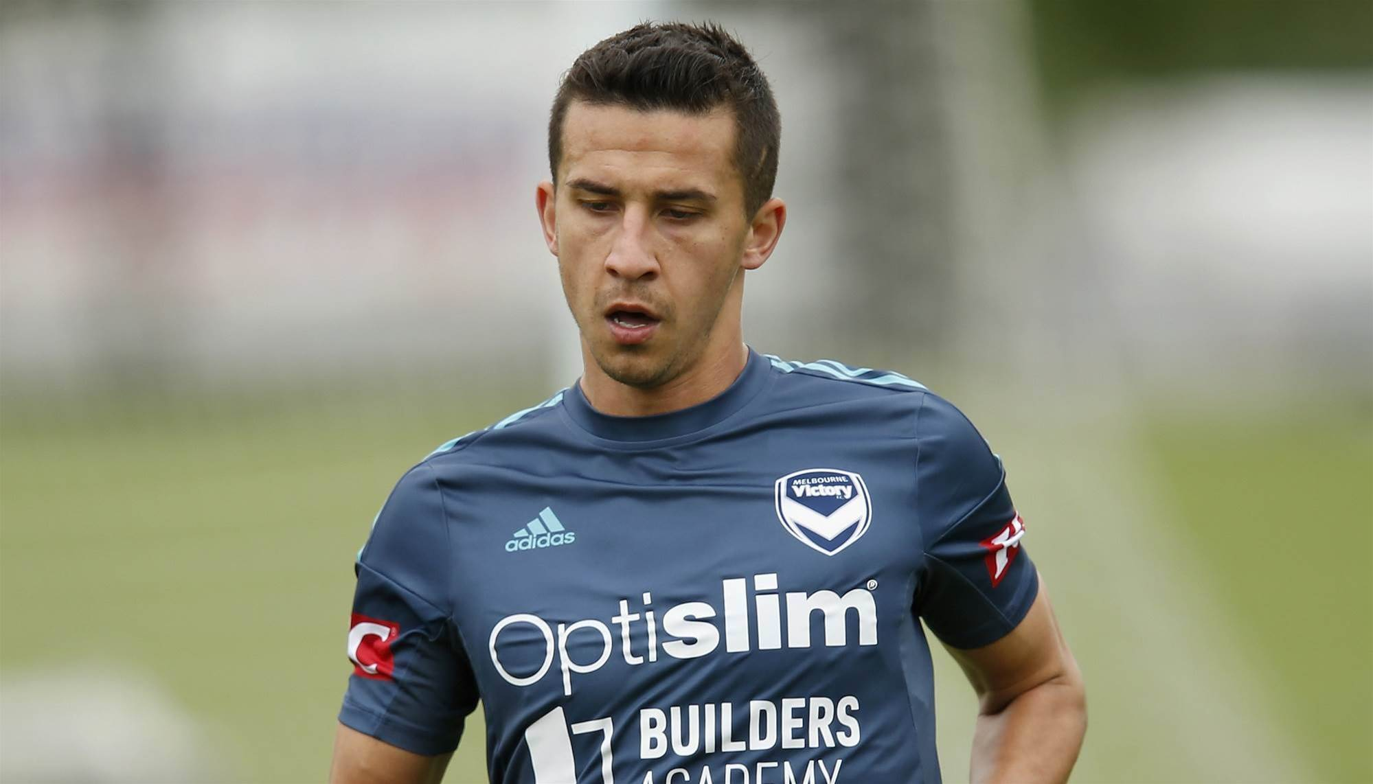 Georgievski exits Victory for Jets