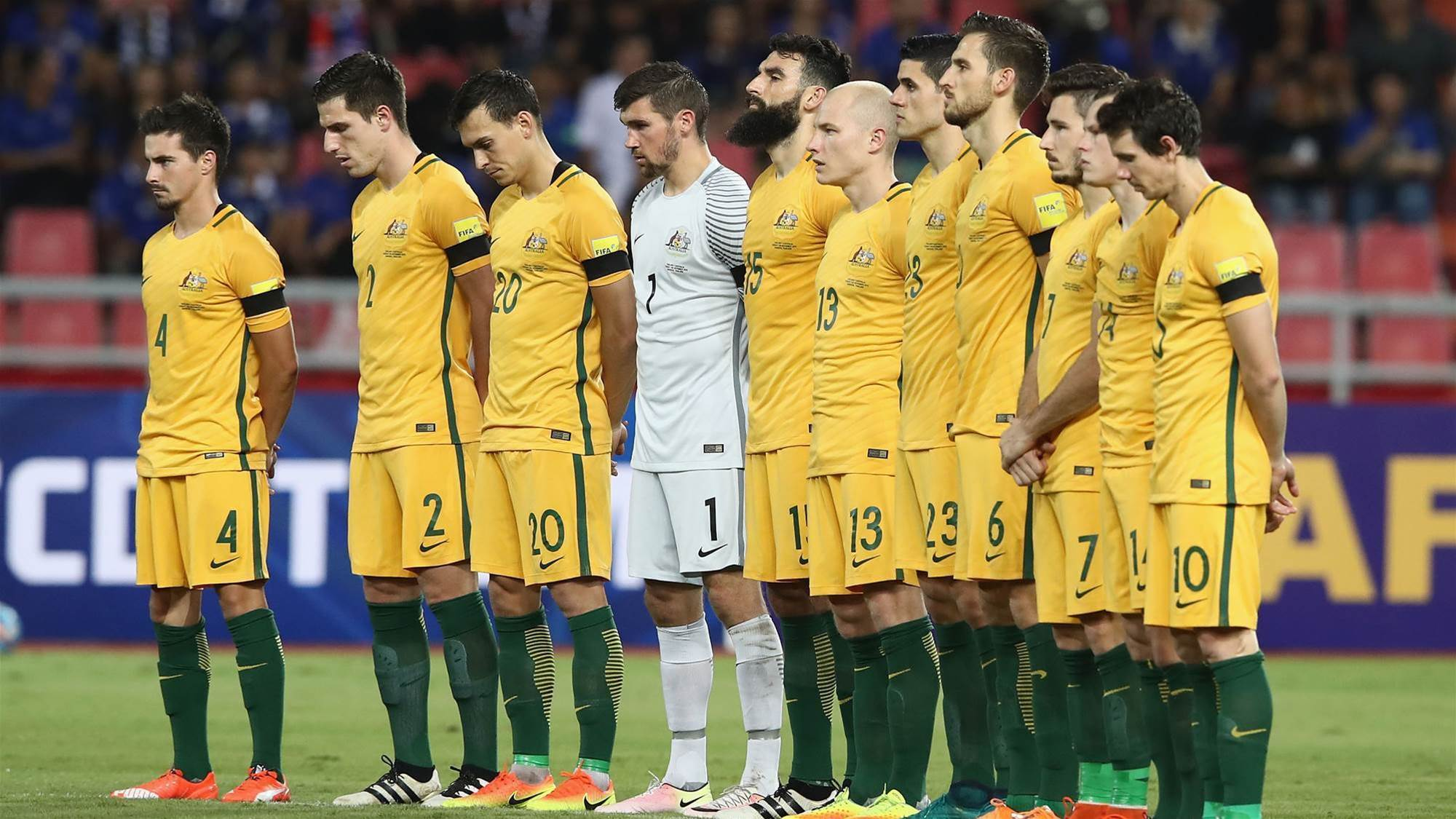 Socceroos' Confederations Cup draw revealed