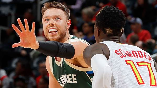 Dellavedova's life to be turned into Hollywood movie