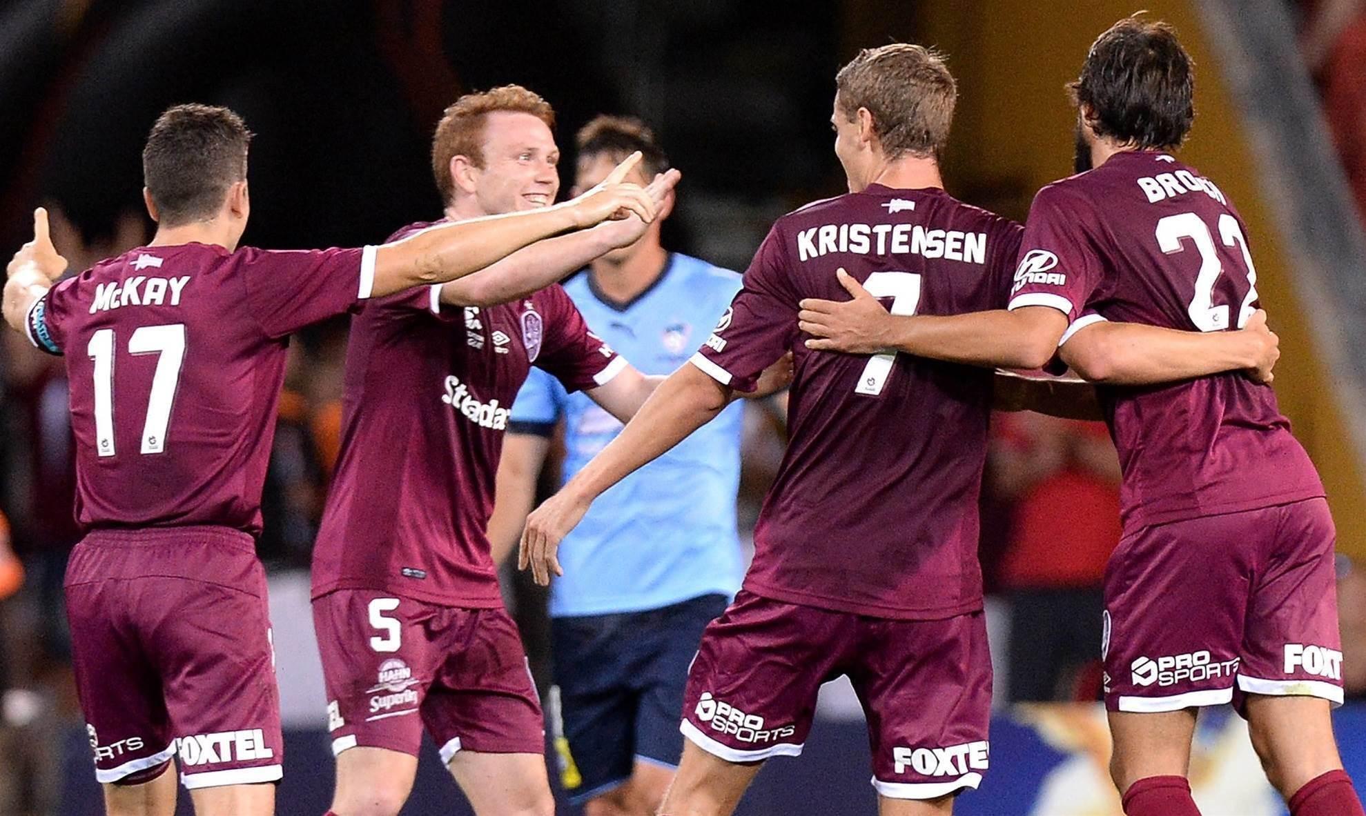 Aloisi rests star quartet for Perth