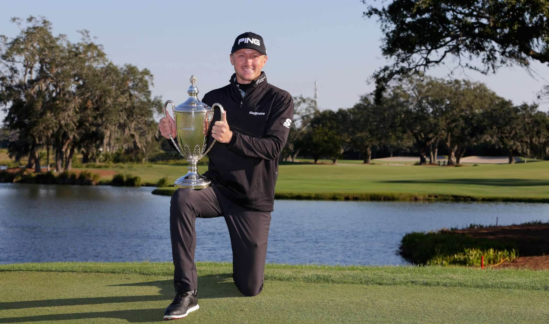 PGA TOUR: Rookie Hughes wins in extra time
