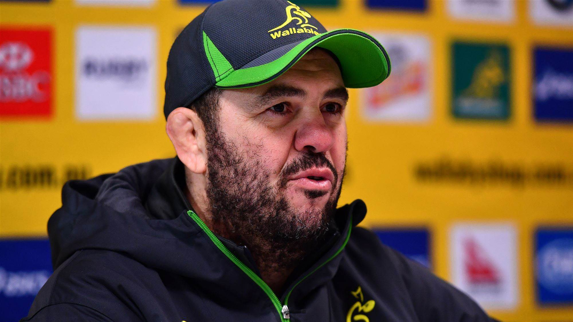 Cheika puts former Wallabies coach in his place